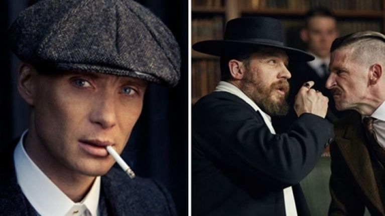 Americans are only discovering Peaky Blinders now and it's blowing their minds