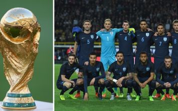 The best and worst World Cup draws England could face