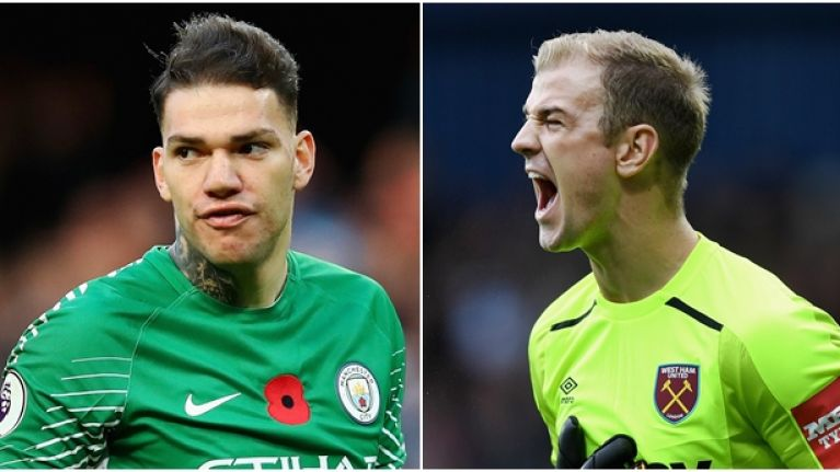 Two moments that show no-one is allowed say again that Man City were wrong to let Joe Hart go