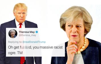 3 potential ways that Theresa May could respond to Donald Trump's Twitter attack