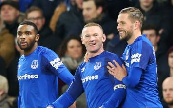 Wayne Rooney's goal isn't even Everton's best goal this season