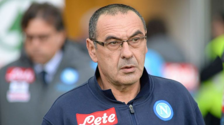 Napoli manager speaks for football fans everywhere after kit disaster in Juventus match