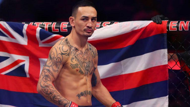 Max Holloway addresses potential Conor McGregor fight following Jose Aldo annihilation
