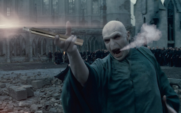 Harry Potter but with vape pens instead of wands