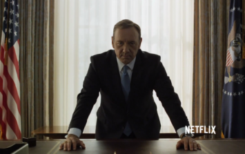 Netflix are going ahead with the final season of House of Cards
