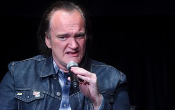 Quentin Tarantino could be about to step into the director's seat of a very unexpected franchise