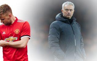 Jose Mourinho has made a promise to Luke Shaw