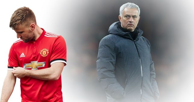 Jose Mourinho has made a promise to Luke Shaw