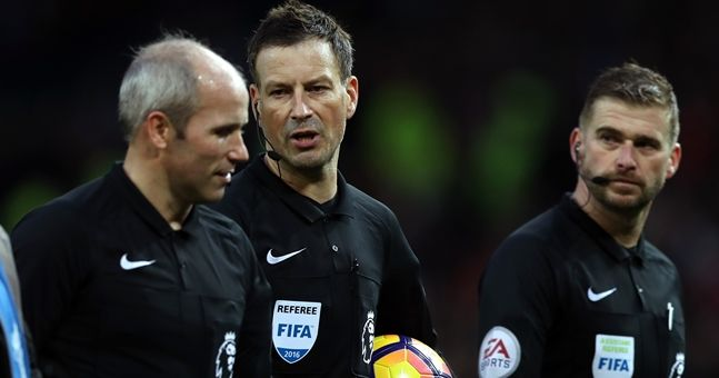 Jose Mourinho was the reason Mark Clattenburg stopped refereeing in the Premier League