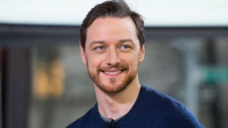 James McAvoy has got himself absolutely ripped for his latest film