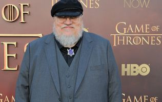 George R. R. Martin reveals first casting details of new epic TV show