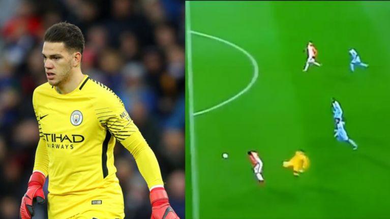 WATCH: Ederson error helps Shakhtar Donetsk defeat Manchester City