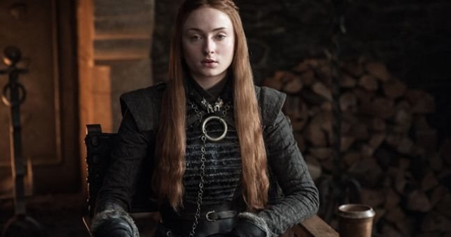 Sophie Turner gives an update on when the final Game of Thrones season will air