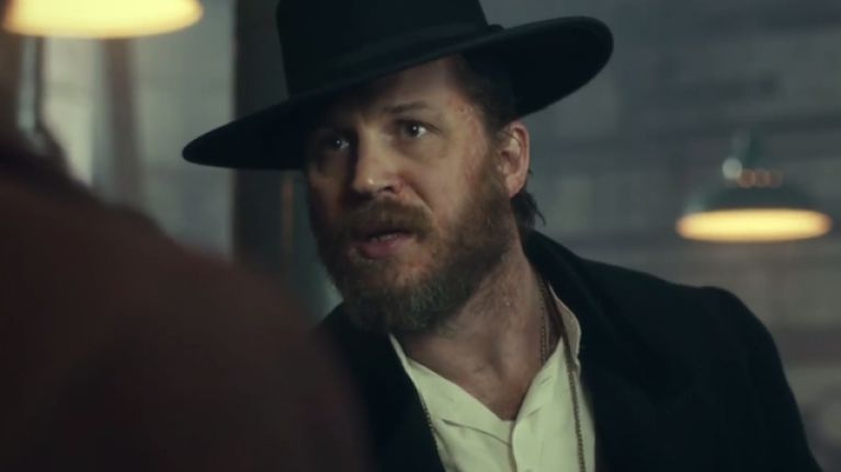 Peaky Blinders fans absolutely loved one hilarious scene as Tom Hardy returned in style