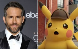 Ryan Reynolds to play Pikachu in live-action Pokemon film 'Detective Pikachu'