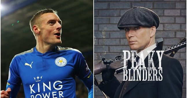 People spotted a very clever Jamie Vardy reference on Peaky Blinders last night