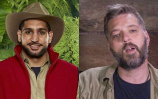 I'm A Celeb fans vent their anger at Amir Khan for treatment of Iain