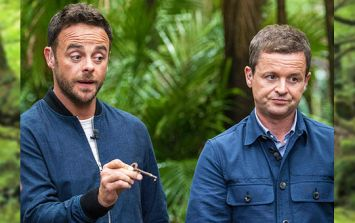 I'm A Celeb fans react to Ant and Dec 'slagging off' celebrity contestant