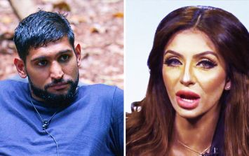 Amir Khan's wife Faryal reacts to his questionable behaviour on I'm A Celebrity