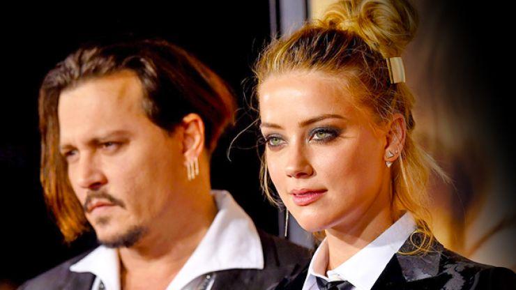Amber Heard responds to JK Rowling's statement on Johnny Depp