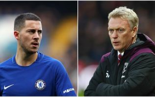 David Moyes' comments about Eden Hazard are classic David Moyes