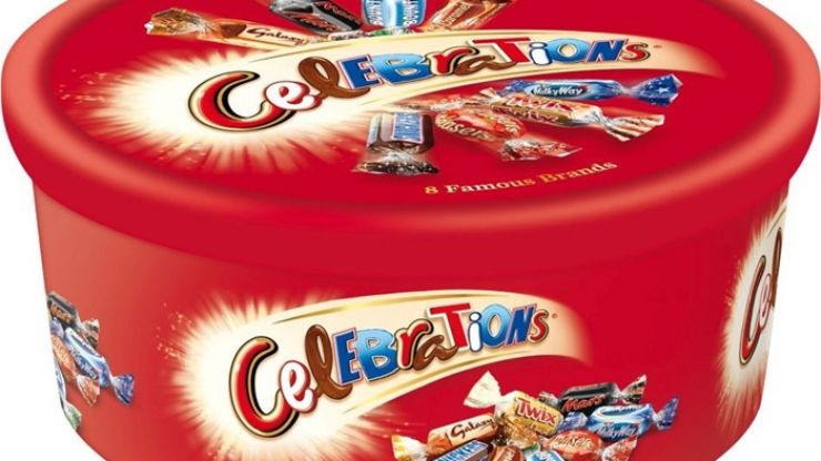 A new chocolate is being added to Celebrations this Christmas