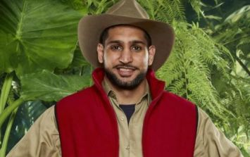 Amir Khan donates some of his I'm A Celeb appearance fee to charity