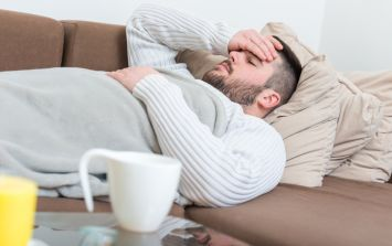 "A new study suggests that your ""man flu"" is totally legit"