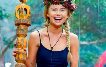 People think Toff should consider a serious career change after the jungle