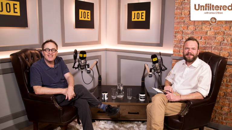 Unfiltered with James O'Brien   Episode 11: Jon Ronson