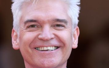 Phillip Schofield is completely unrecognisable in this throwback snap