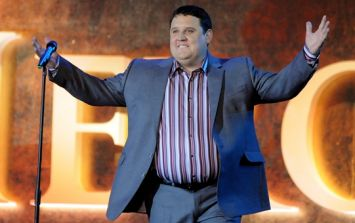 Peter Kay has cancelled his comeback tour