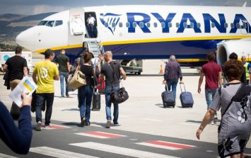 Ryanair remind customers of new rules on carry-on luggage about to come into effect