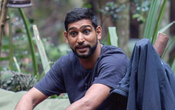 It appears that Amir Khan is still confused about his campmates