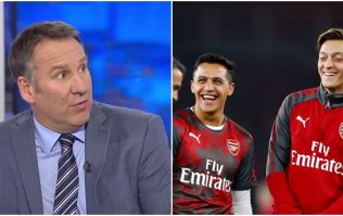 Paul Merson's views on Mesut Ozil and Alexis Sanchez will make your head hurt