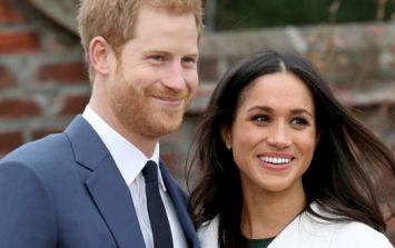 Prince Harry and Meghan Markle's wedding date has been set