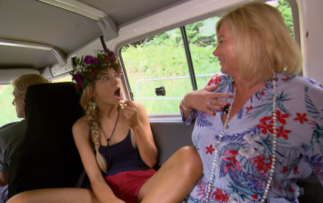 Fans were annoyed by this one part of the I'm a Celeb coming out show