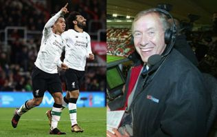Liverpool fans aren't happy with Martin Tyler's commentary during their game with Bournemouth