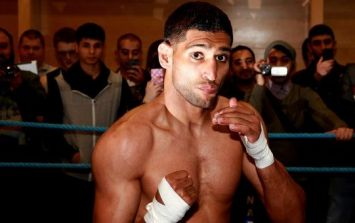 Amir Khan reveals when and where he will return to the ring