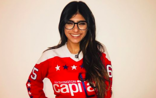 Mia Khalifa publicly posts DM from the man who wants to kill the internet as we know it