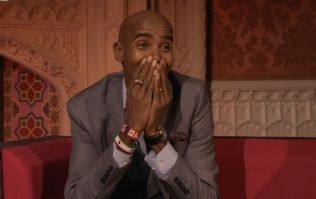 Viewers actually called the police after Mo Farah picked up SPOTY award