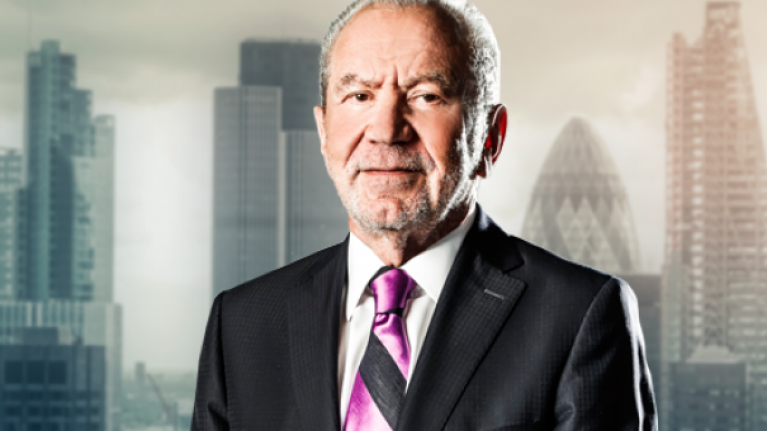 There was a shock twist in The Apprentice final last night