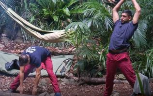 Amir Khan lost a lot of weight during I'm a Celeb stint