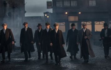 BBC have released the opening scene to final episode of Peaky Blinders season