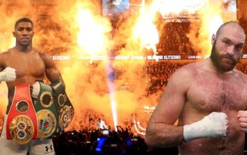 There are two reasons why Anthony Joshua might never fight Tyson Fury