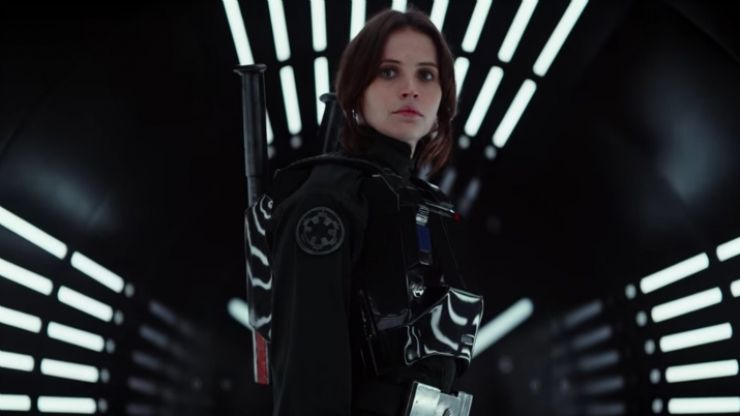Turns out Rogue One explains one of the major plot-holes in The Last Jedi