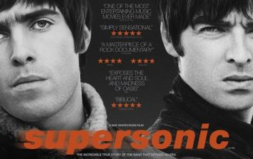 The superb Oasis documentary Supersonic is on TV this week