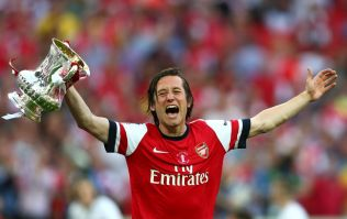 Tomas Rosicky's retirement appears to have caught some football fans by surprise