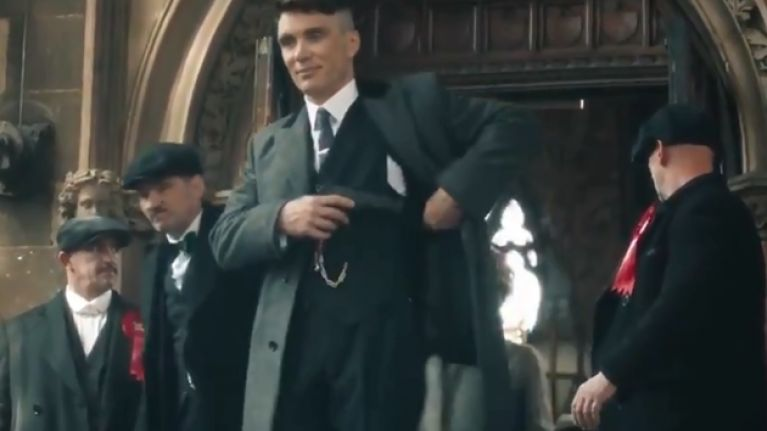People are saying the same thing after that final Peaky Blinders scene