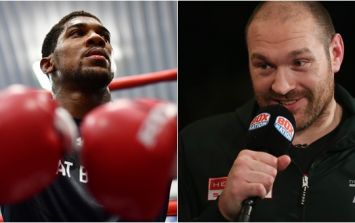 It's safe to say that the early Joshua vs. Fury talks didn't go well